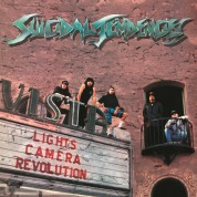 Suicidal Tendencies: Lights Camera Revolution - Plak