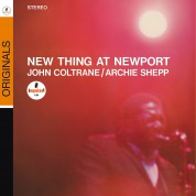 John Coltrane, Archie Shepp: New Thing At Newport - CD