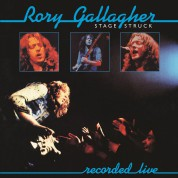 Rory Gallagher: Stage Struck - Plak