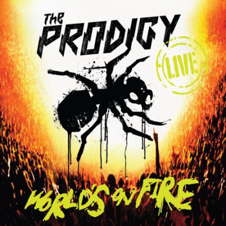 The Prodigy: Live - World's On Fire (Ltd. Deluxe Edition) - CD