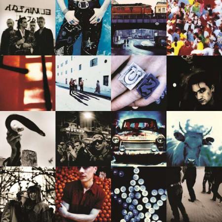 U2: Achtung Baby (Remastered) - Plak