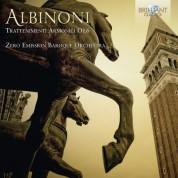 Zero Emission Baroque Orchestra, Giorgio Tosi, Marlise Goidanich, Carlo Centemeri: Albinoni: Trattenimenti Armonici, Op. 6 - CD