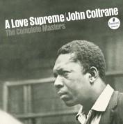 John Coltrane: A Love Supreme - The Complete Masters - Plak