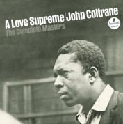 John Coltrane: A Love Supreme - The Complete Masters - Plak