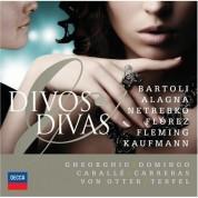 Çeşitli Sanatçılar: Divos & Divas - Various Artists - CD