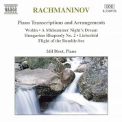 İdil Biret: Rachmaninov: Piano Transcriptions and Arrangements - CD