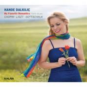 Hande Dalkılıç: My Favorite Romantics - CD