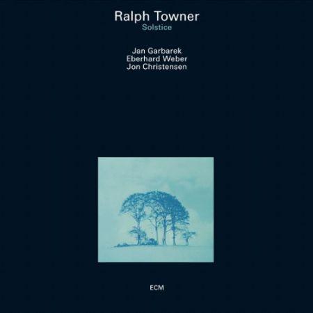 Ralph Towner, Jan Garbarek, Eberhard Weber, Jon Christensen: Solstice - CD
