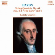 Haydn: String Quartets Op. 64, Nos. 4 - 6 - CD