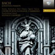 John Mark Ainsley, Stephen Richardson, Choir of King's College Cambridge, Brandenburg Consort, Roy Goodman, Stephen Cleobury: J.S. Bach: Johannes-Passion (Musica Sacra) - CD