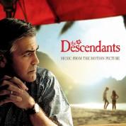 Çeşitli Sanatçılar: The Descendants (Transparent Red Vinyl) - Plak
