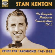 Kenton, Stan: Macgregor Transcriptions, Vol. 2 (1941-1942) - CD