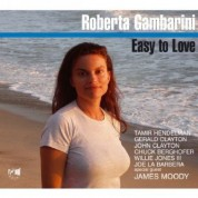 Roberta Gambarini: Easy to Love - CD