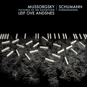Leif Ove Andsnes: Mussorgsky: Pictures at an Exhibition/ Schumann: Kinderszenen op. 15 - CD