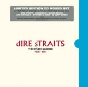 Dire Straits: The Studio Albums 1978-1991 - CD