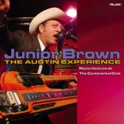 Junior Brown: The Austin Experience - Live At The Continental Club - CD