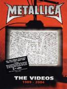 Metallica: The Videos 1989-2004 - DVD