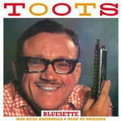 Toots Thielemans: Man Bites Harmonica + Road To Romance - CD