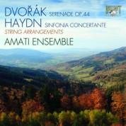 Amati Ensemble, Gil Sharon: Dvorák, Haydn: String Serenades - CD