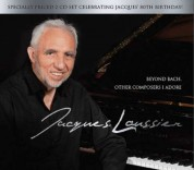 Jacques Loussier: Beyond Bach, Other Composers I Adore - CD