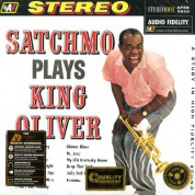 Louis Armstrong: Satchmo Plays King Oliver (200gr. - Limited-Edition) - Plak