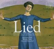 Bernarda Fink, Dietrich Henschel, Werner Güra: Lied - CD