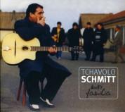 Tchavolo Schmitt: Miri Familia - CD