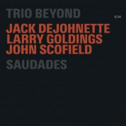 Trio Beyond: Saudades - CD