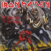 Iron Maiden: The Number of the Beast - Plak