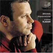 Stefan Vladar: Brahms: Klavierstücke Op.116, 118 & 119 - CD