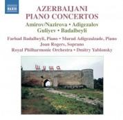 Çeşitli Sanatçılar: Azerbaijani Piano Concertos - CD