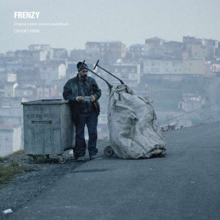 Cevdet Erek: Abluka (Frenzy) - Single Plak