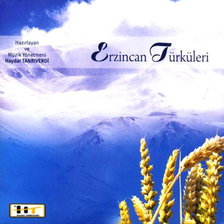 Çeşitli Sanatçılar: Erzincan Türküleri - CD