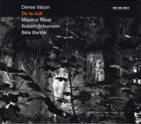 Denes Varjon: De la nuit - CD
