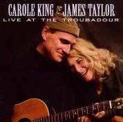James Taylor, Carole King: Live At The Troubadour - CD