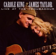James Taylor, Carole King: Live At The Troubadour - CD