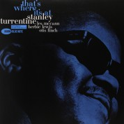 Stanley Turrentine: That's Where It's At - Plak