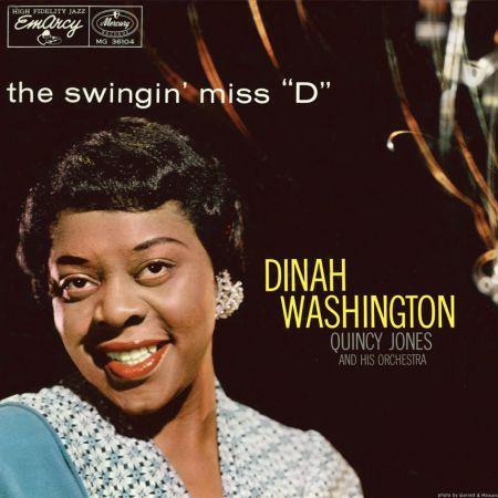 Dinah Washington: The Swingin' Miss