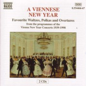 A Viennese New Year - CD