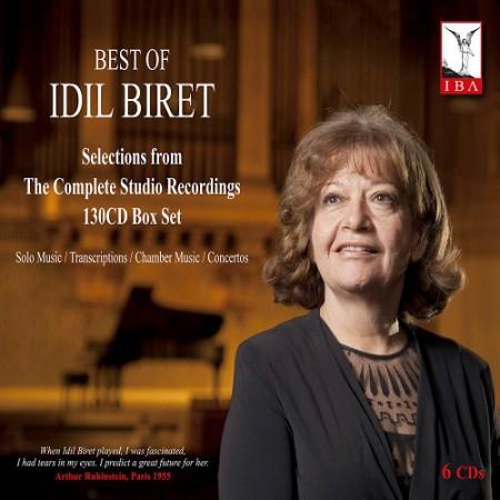 İdil Biret: Best Of - CD