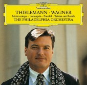 Christian Thielemann, The Philadelphia Orchestra: Wagner: Orchestral Music - CD