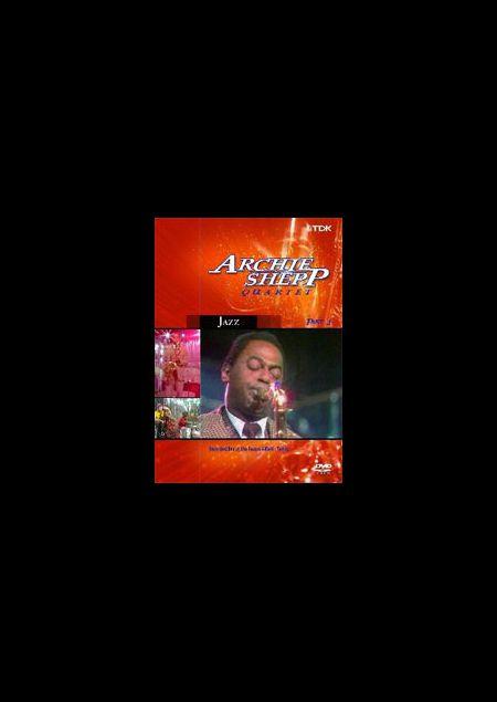 Gianni Paggi, Archie Shepp: Archie Shepp Quartet Part 1 - DVD