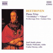 Jeno Jando: Beethoven: Piano Trios 'Ghost' and 'Archduke' - CD