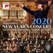 Wiener Philharmoniker, Andris Nelsons: New Year's Concert 2020 - CD