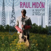 Raul Midon: A World Within a World - CD
