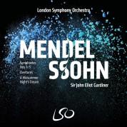 Sir John Eliot Gardiner, London Symphony Orchestra: Mendelssohn: Symphonies Nos. 1-5, Overtures, A Midsummer Night's Dream - SACD
