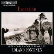 Roland Pöntinen - Evocation, Legendary Piano Encores - CD