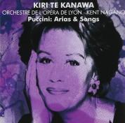 Kiri Te Kanawa, Orchestre de l'Opera National de Lyon, Kent Nagano: Kiri Te Kanawa - Puccini Arias & Songs - CD