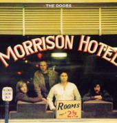The Doors: Morrison Hotel - Plak