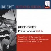İdil Biret: Beethoven, L. van: Piano Sonatas, Vol. 6 (Biret) - Nos. 4, 8, 27 - CD